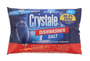 Crystale 2Kg Dishwasher Salt