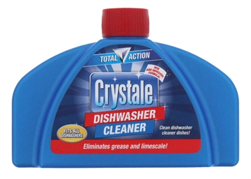Crystale 250ml Dishwasher Cleaner