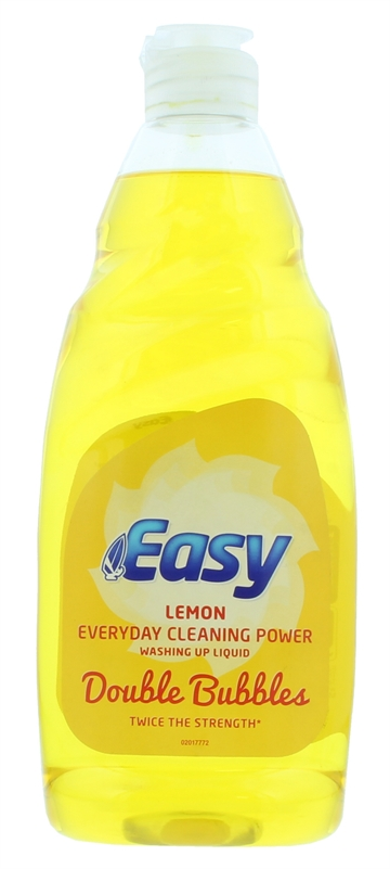 Easy 500ml Washing Up Liquid Lemon