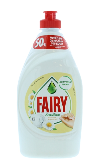 Fairy Chamo Dish Soap 450ml
