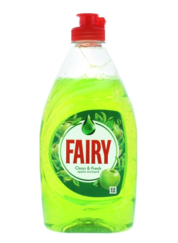 Fairy 383ml Washing Up Liquid Apple Orchard