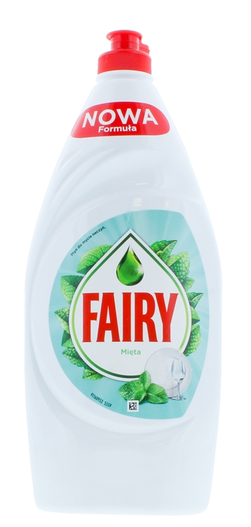 Fairy 850ml Washing Up Liquid Mint