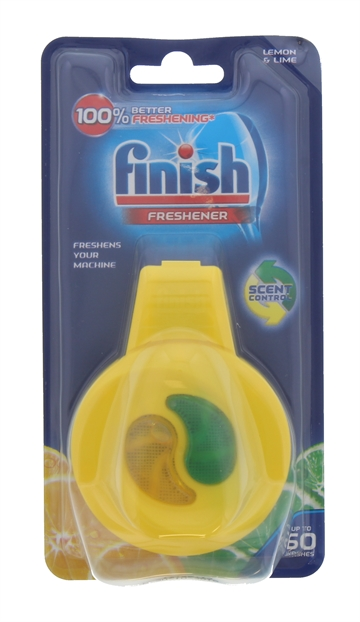 FINISH LEMON&LIME LAB FRESHENER DISHWASHER