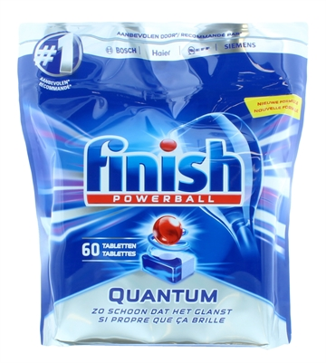 Finish Quantum 60S Regular Lab