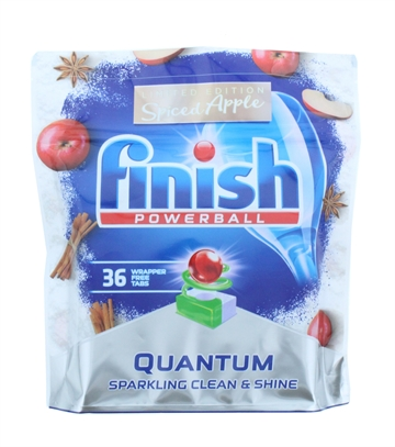 Finish Quantum Dishwasher Tabs Apple 36'S
