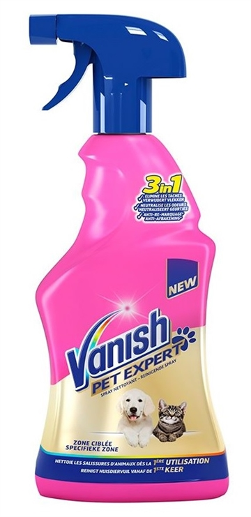 Vanish 500ml Pet Expert Spray Lab