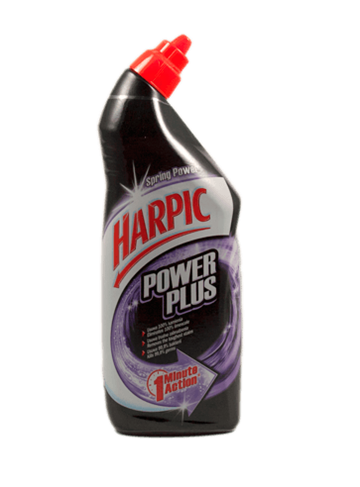 HARPIC Spring Power Toalett Gel 750 ml.