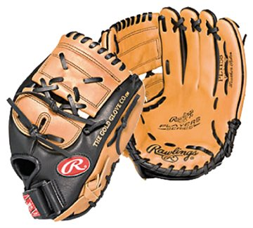 Rawlings mini handske, vänster