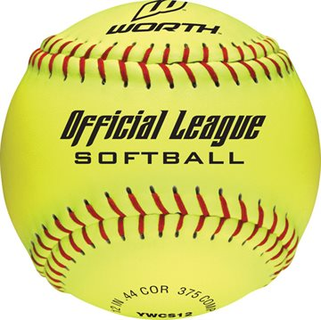 Worth Offical Softball.