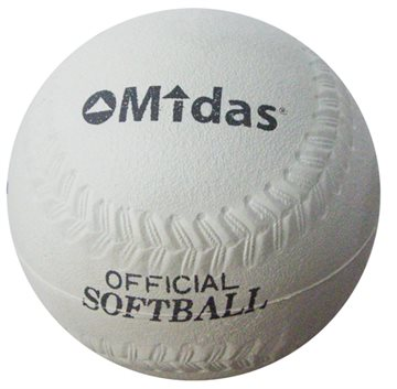 Midas gummi softball