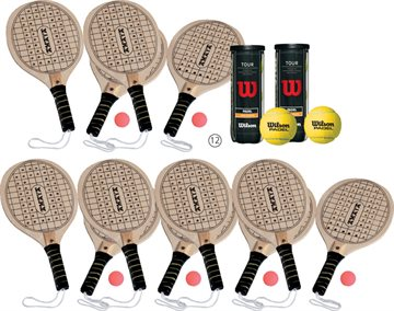 Beach Ball/Paddletennis paket