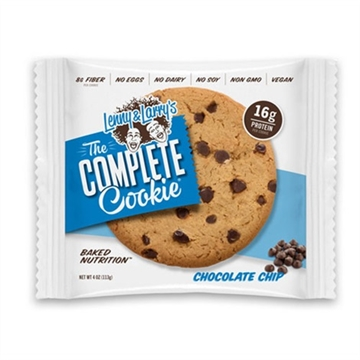 L&L Complete Cookie - 12x113gr - choco chip