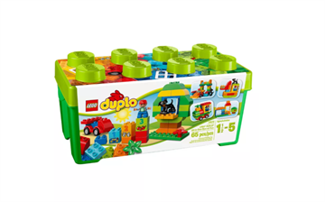 LEGO DUPLO  10572 LEGO® DUPLO® All-in-One-Box-of-Fun