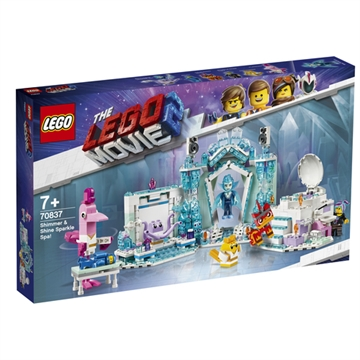 LEGO Movie 70837 Shimmer & Shine Sparkle Spa!