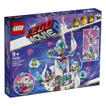 LEGO Movie 70838 Queen Watevra's 'So-Not-Evil' Space Pala