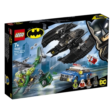 LEGO Super Heroes 76120 Batman™ Batwing and The Riddler™ Heist