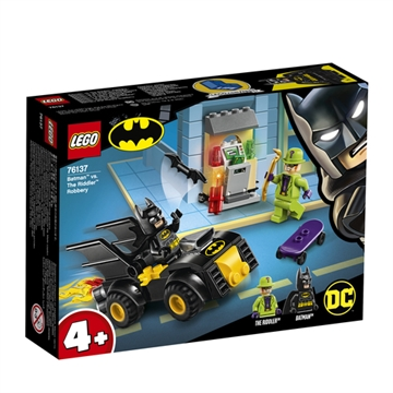 LEGO Super Heroes 76137 Batman™ vs. The Riddler™ Robbery