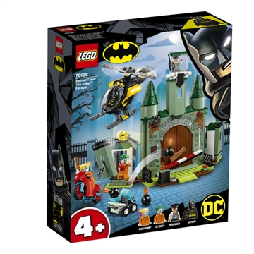LEGO Super Heroes 76138 Batman™ and The Joker™ Escape