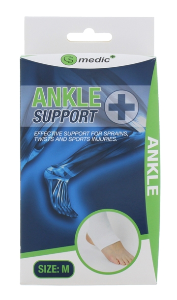 Cs Medic Ankle Support M