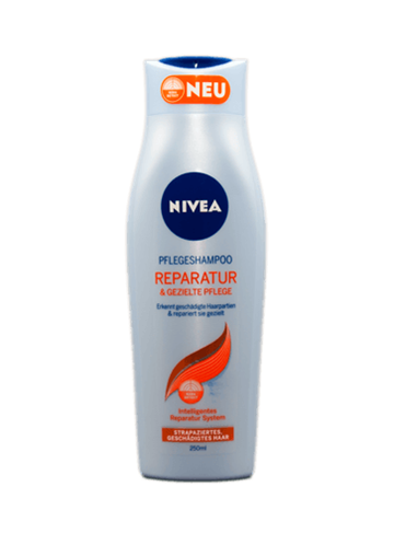 Nivea Repair & Care shampo 250 ml.