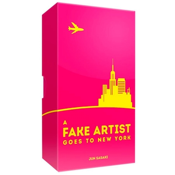 A Fake Artist Goes To New York (EN)