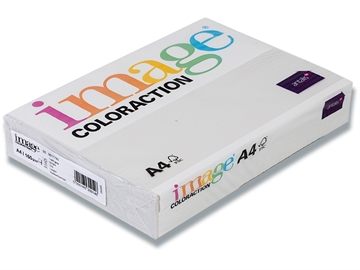 Image ColorAction 1238860 datapapper A4 (210x297 mm) Grå