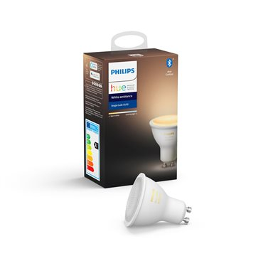 Philips Hue White ambiance 1-pack GU10