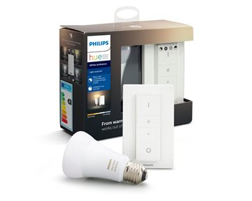 Philips Hue White ambiance Light Recipe-paket E27