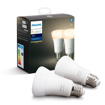 Philips Hue White 2-pack E27