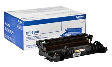 Brother DR-3300 Drum, 30.000 sider