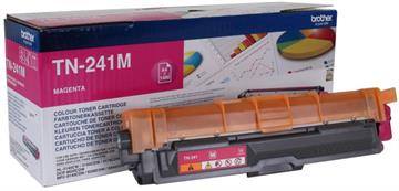 Brother TN241M Magenta Lasertoner, 1.400 sider