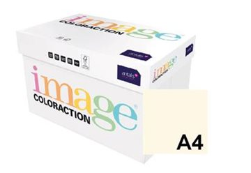 Image ColorAction 1237832 datapapper A4 (210x297 mm) Vit