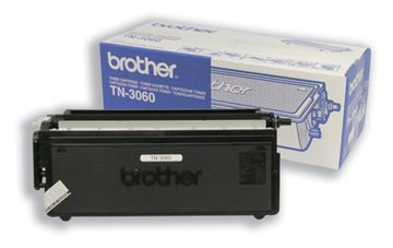 Brother TN-3060 Svart Lasertoner, 6.600 sider