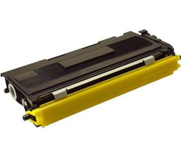 Brother TN-2000 Sort Lasertoner, 2.500 sider Kompatibel