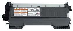 Brother TN-2220 Sort Lasertoner, 2.600 sider Kompatibel