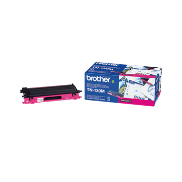 Brother TN-130M Magenta Lasertoner, 1.500 sider
