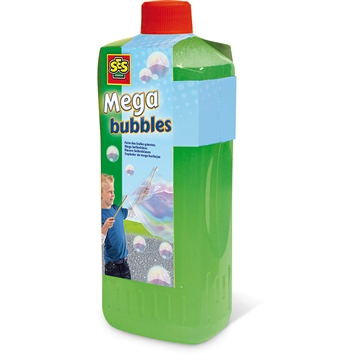 Mega bubbles refill, 750ml
