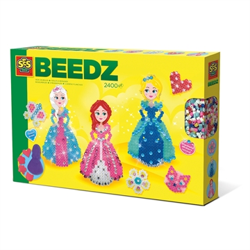 Iron on beads Princesses diamond
