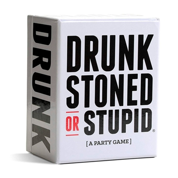 Drunk Stoned or Stupid (EN)