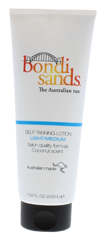 Bondi Sands 200ml Self Tanning Lotion Light/Medium