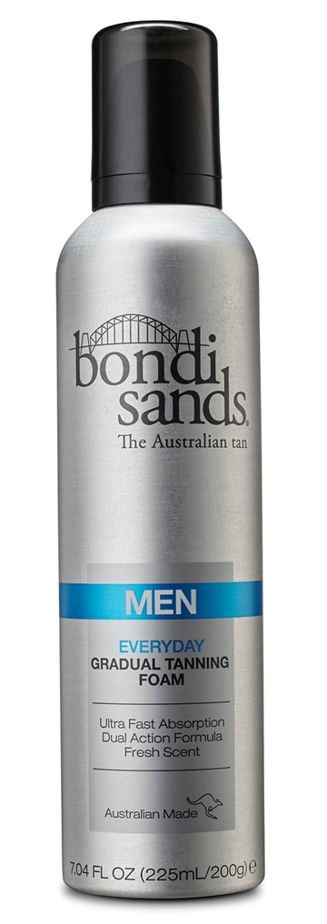 Bondi Sands 225ml Everyday Men'S Gradual Tanning Foam