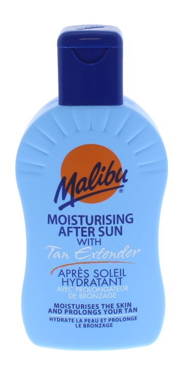 MALIBU TAN MAXIMIZER TAN ENHANCE LOTION AFTERSUN 200ML
