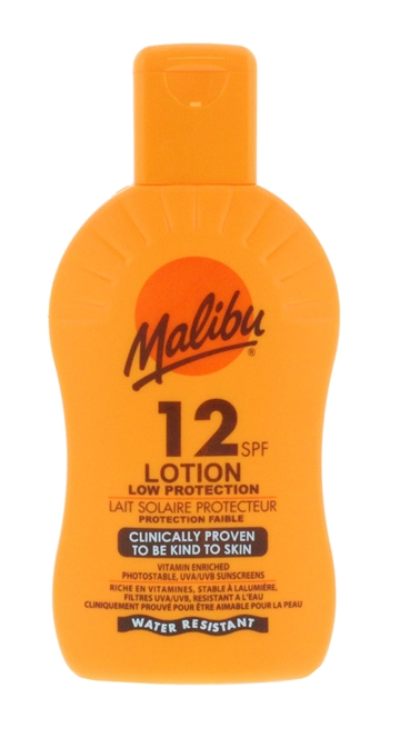 MALIBU SPF12 LOTION 200ml