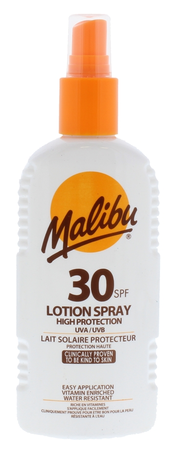 MALIBU SPF30 LOTION SPRAY 200ML