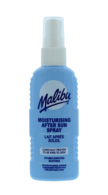MALIBU TAN MAXIMIZER LOTION SPRAY AFTERSUN 100ML