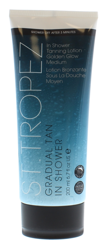 St. Tropez 200ml Gradual Tan Shower Lotion Medium