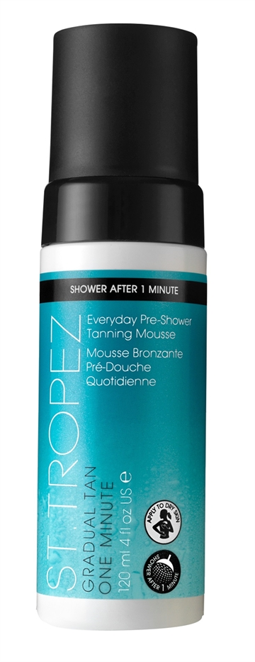 St. Tropez 120ml Gradual Tan Shower Mousse