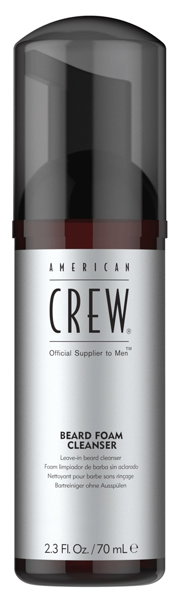 American Crew 70ml Beard Foam Cleanser
