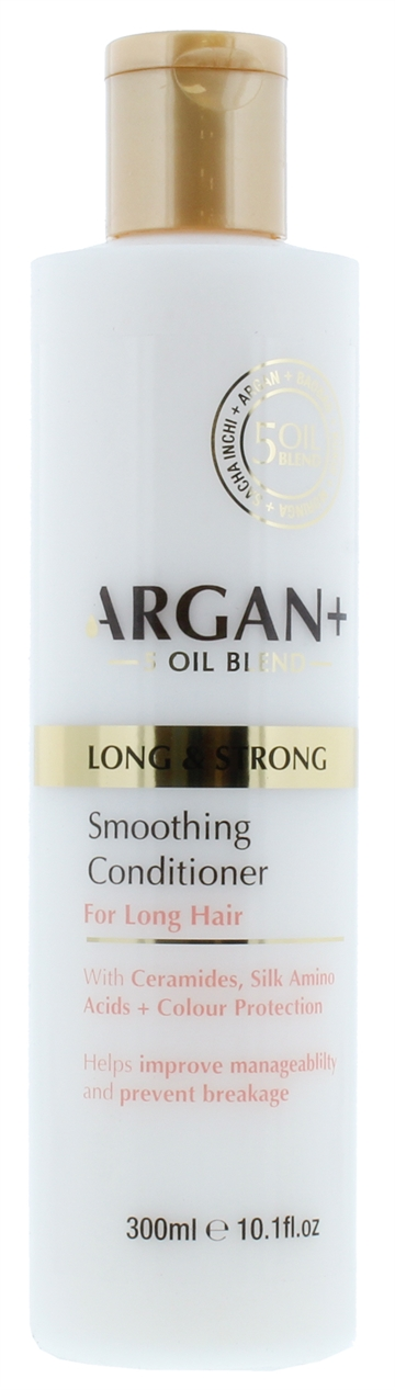 Argan+ 300ml Conditioner Long And Strong Smoothing