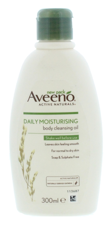Aveeno Daily 300ml Body Oil
